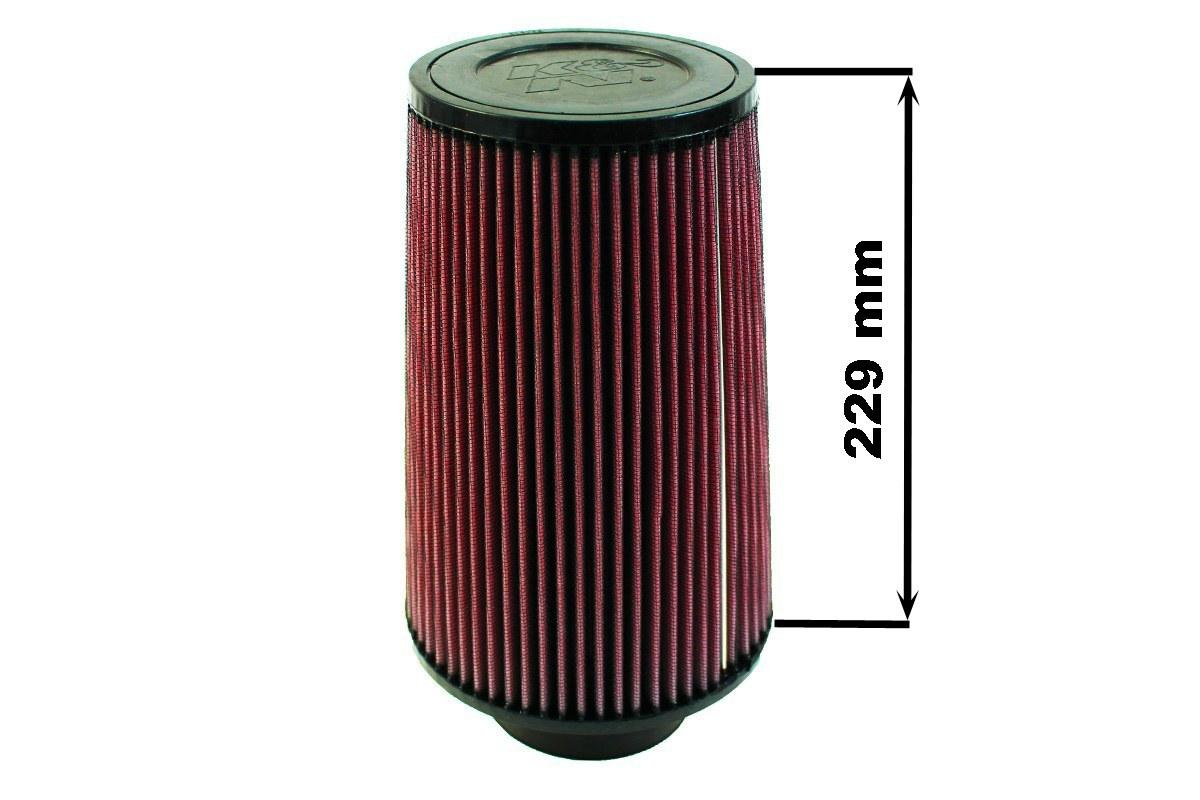 Filtr stożkowy K&N RE-0810 60-77mm - GRUBYGARAGE - Sklep Tuningowy